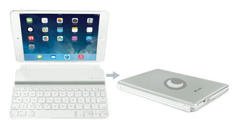 Клавиатура Logitech Ultrathin Keyboard Cover и Apple iPad - прекрасный тандем удобства и практичности.