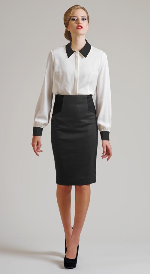 Правильная блузка акцентирует внимания только на достоинствах!