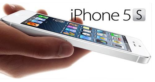 Смартфон Apple iPhone 5s (январь 2014)