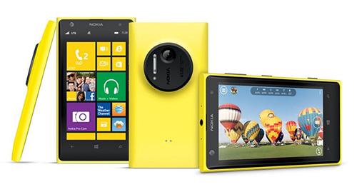 Смартфон Nokia Lumia 1020 (январь 2014)