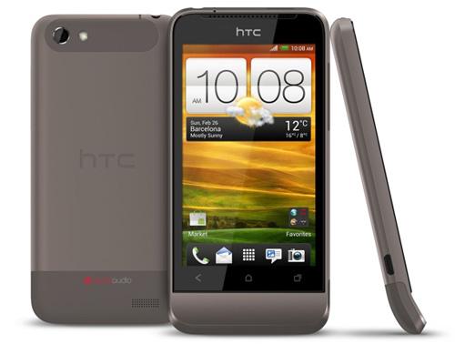 Смартфон HTC One (январь 2014)