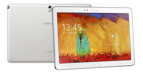 Планшет Samsung Galaxy Note 10.1 (январь 2014)