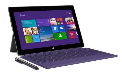 Планшет Microsoft Surface Pro 2 (январь 2014)