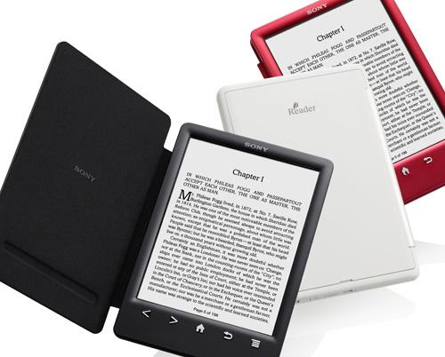 Электронная книга Sony Reader PRS-T3 (январь 2014)