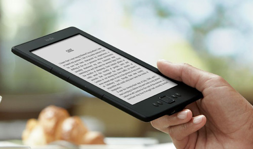 Электронная книга Amazon Kindle 5 (январь 2014)