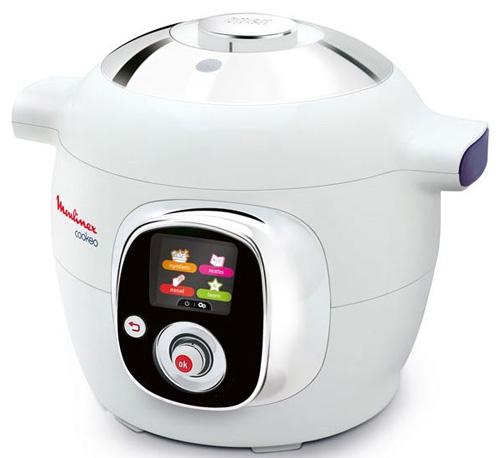 Мультиварка Moulinex Cook4me CE7011 (январь 2014)