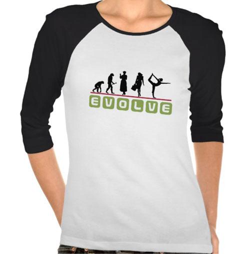 Выбирая футболку обязательно фантазируйте.