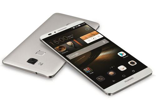 Смартфон Huawei Ascend Mate 7 (январь 2015 год)