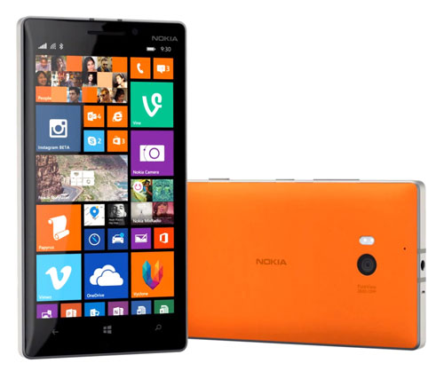 Смартфон Nokia Lumia 930 (январь 2015 год)