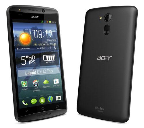Acer Liquid E700 – лучший смартфон по соотношению цена-качество 2015 года
