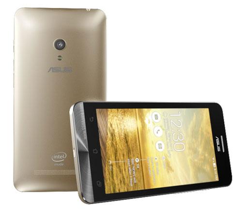 Смартфон ASUS Zenfone 5 (январь 2015 год)