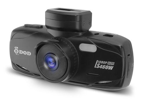 Автомобильный видеорегистратор DOD LS460W – лучший видеорегистратор 2015 года