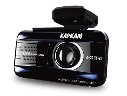 Автомобильный видеорегистратор КАРКАМ М1 (февраль 2015 год)