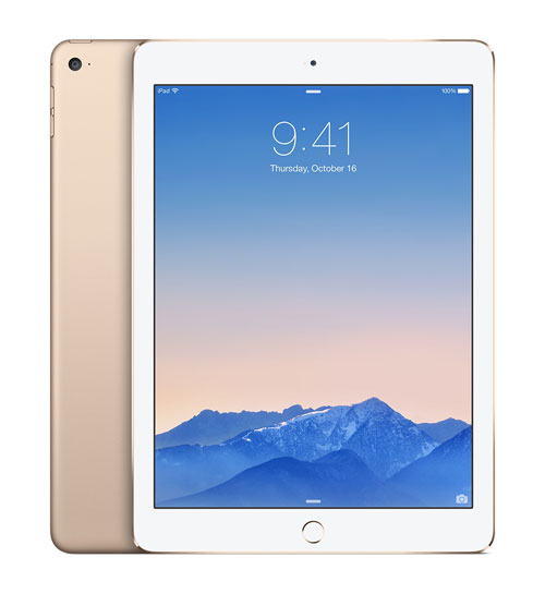 Apple iPad Air 2 – лучший планшет 2015 года