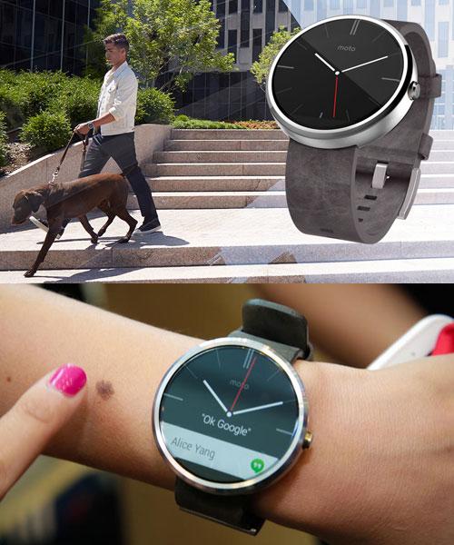 Motorola Moto 360 – лучшие умные часы 2015 года