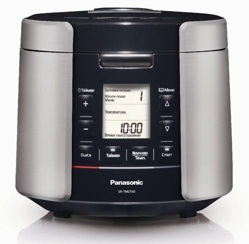 Мультиварка Panasonic SR-TMZ550 (апрель 2015 год)