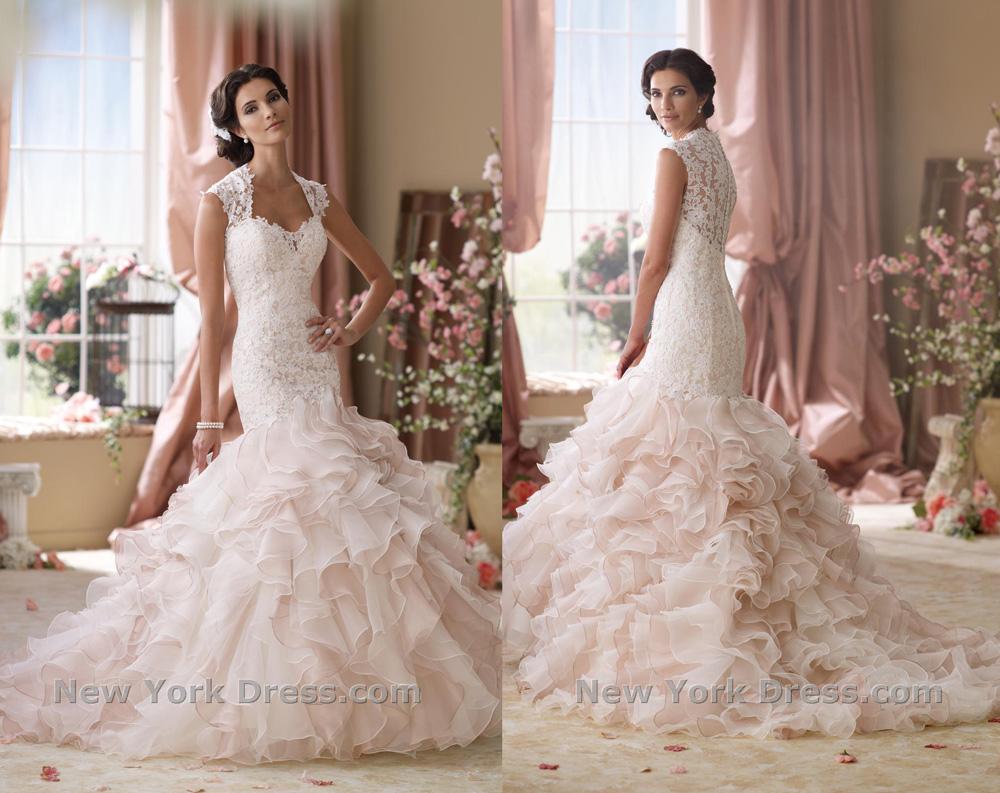 Свадебное платье 2015 David Tutera (фото с NewYorkDress)