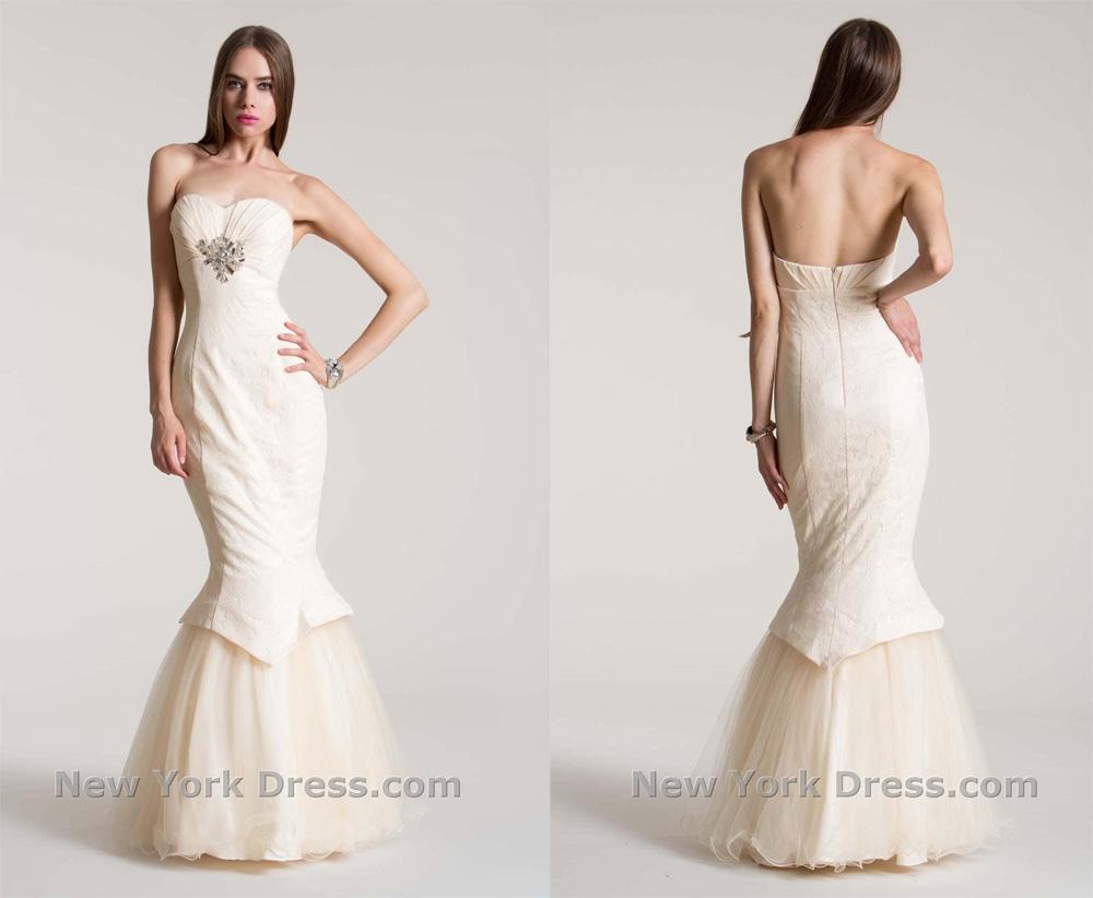 Свадебное платье 2015 Nika (фото с NewYorkDress)