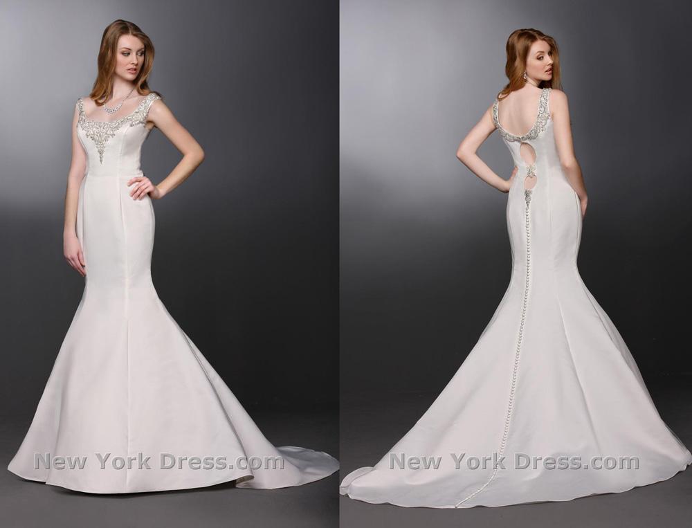 Свадебное платье 2015 Da Vinci (фото с NewYorkDress)