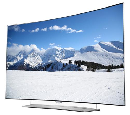 LG 65EG960V и 55EG960V – лучшие OLED-телевизоры LG 2015 года
