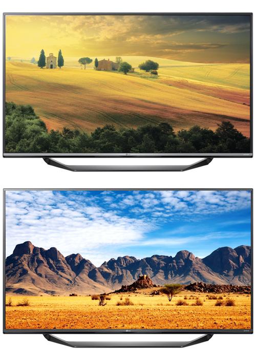 LG 43UF771V и 43UF670V – лучшие телевизоры LG 2015 года качества ULTRA HD 4k