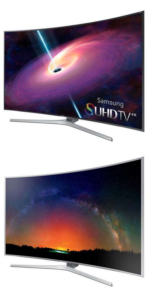 Samsung JS9000 и JS9500 – лучшие SUHD-телевизоры Samsung 2015 года