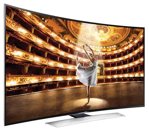 Samsung HU9000 – лучший телевизор Samsung 2015 года качества ULTRA HD 4k