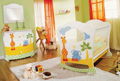 Классическая детская кроватка – идеальный выбор всегда