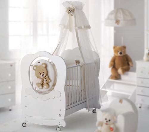Помним об аксессуарах для детской кроватки