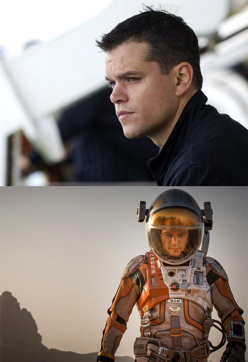 Роль «марсианина» Марка Уотни – актер Мэтт Дэймон