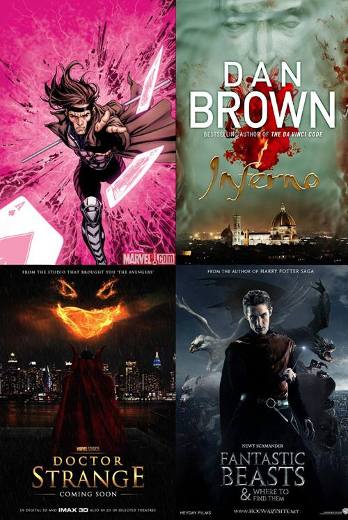 Фильмы 2016 – это действительно ожидаемое кино, которое хочется смотреть!