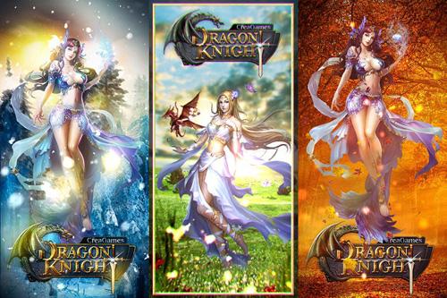 Dragon Knight – лучшая бесплатная браузерная онлайн MMORPG игра