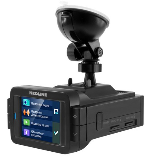 Автомобильный видеорегистратор Neoline X-COP 9000 (2016 год)
