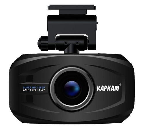 Автомобильный видеорегистратор КАРКАМ Q7 (2016 год)