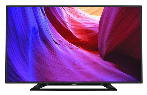 Philips 32PFT4100 – лучший телевизор Philips 2016 года относительно цены-качества
