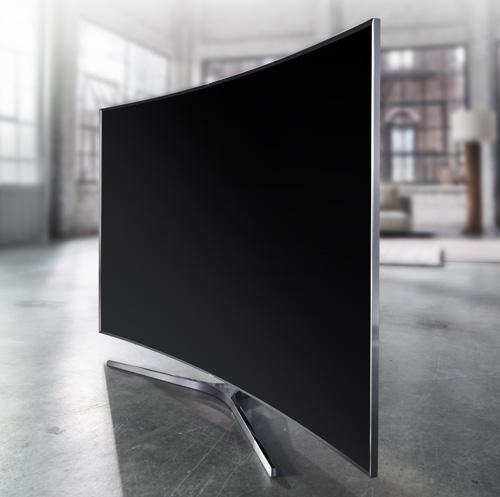Samsung UE65JS9500 – второе место рейтинга лучших телевизоров 2016 года