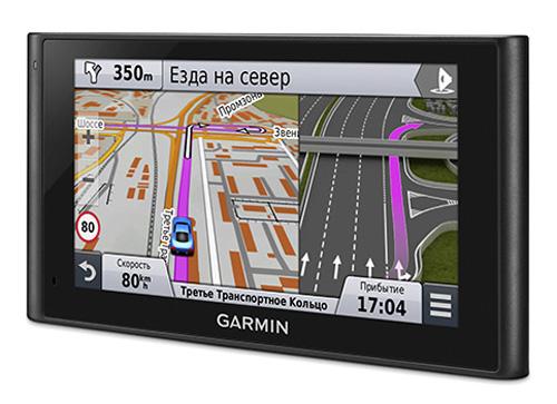 Garmin NuviCam LMT Rus – самый лучший GPS-навигатор рейтинга 2016 года