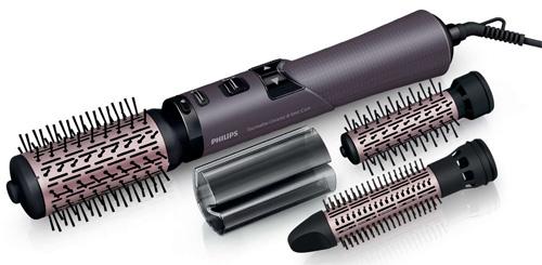 Philips HP8666 – лучшая фен-щетка для волос 2016 года.