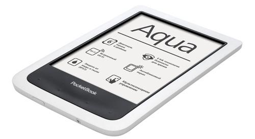 Читалка PocketBook 640 Aqua.