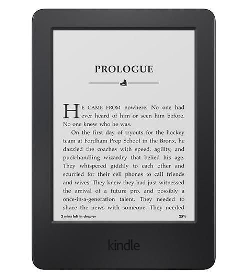 РИС: Ридер Amazon Kindle 6.
