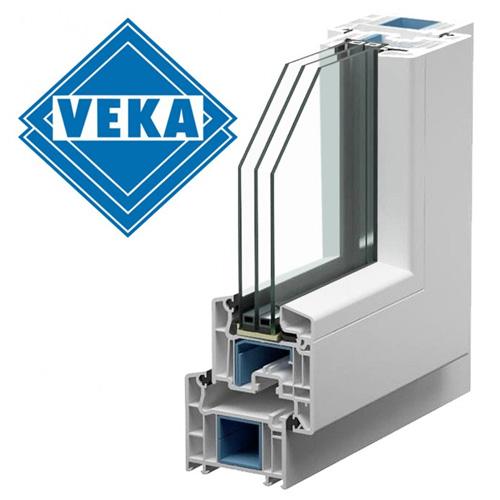 ПВХ профиль VEKA.