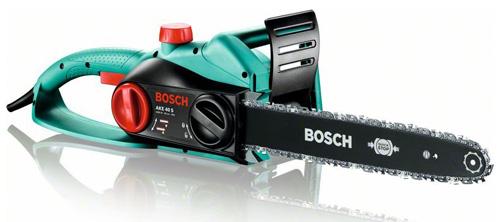 Bosch AKE 40 S – лучшая цепная электропила рейтинга 2016 года.