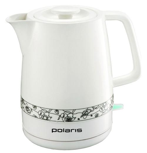 Polaris PWK 1731CC – лучший керамический электрический чайник рейтинга 2016 года.