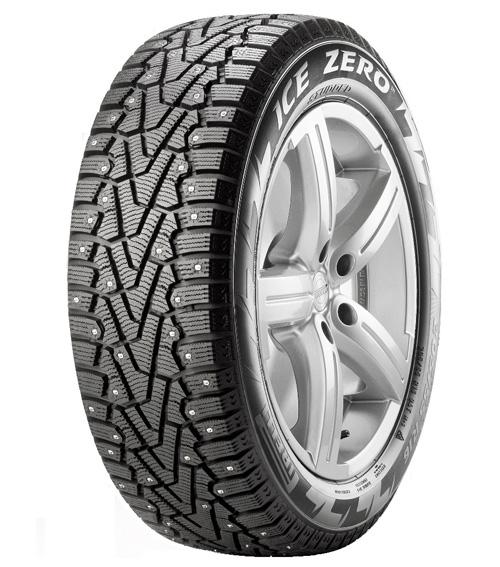 Pirelli Ice Zero – лучшие автомобильные шипованные шины для зимы 2016-2017.