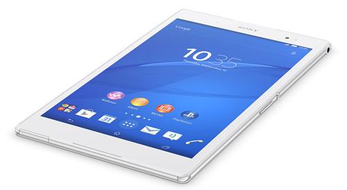 Планшет Sony Xperia Z3 Tablet Compact.