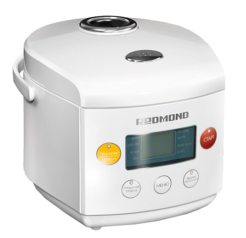 Мультиварка с функцией готовки на пару REDMOND RMC-02.
