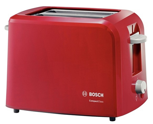 Bosch TAT 3A011/3A014 – лучший тостер 2017 года.