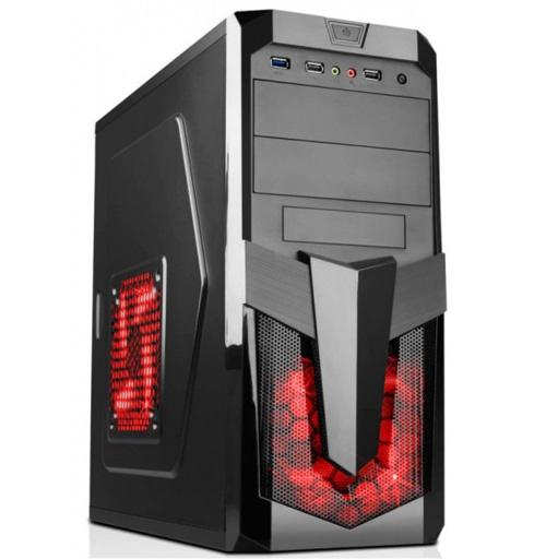 Игровой компьютер за 30000 рублей на базе процессора Intel Core i3.