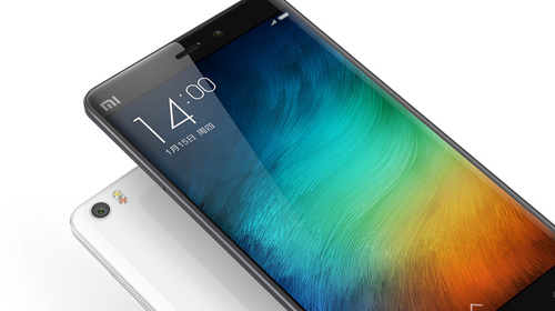 Смартфон Xiaomi Mi6.