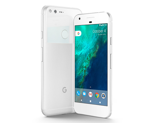 Смартфон Google Pixel.